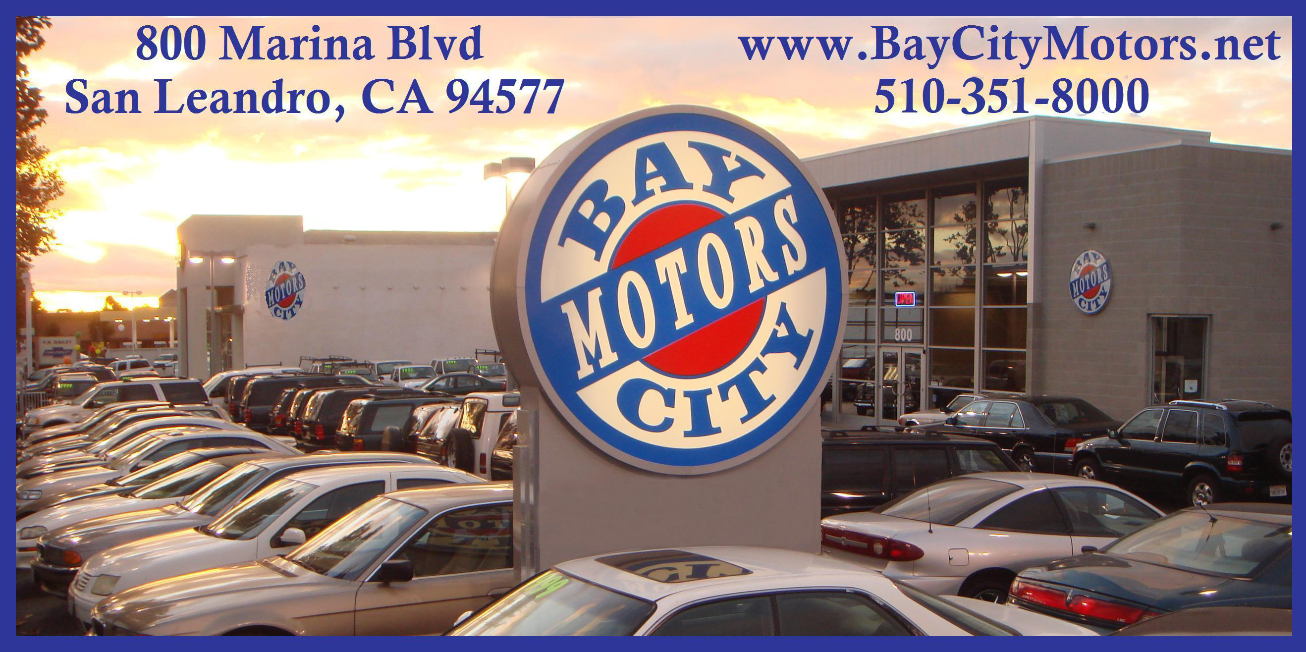 bay city motors san leandro